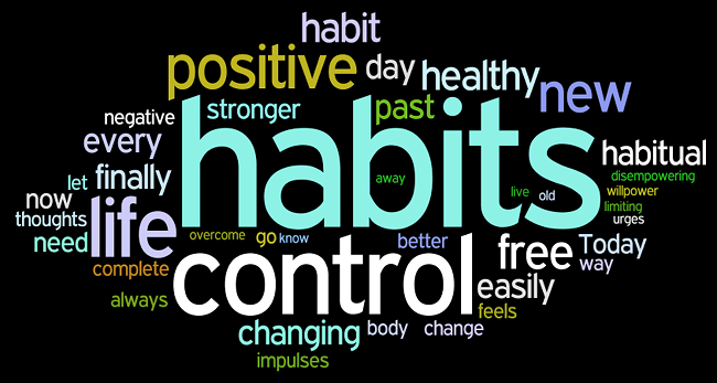 How To BUILD POSITIVE HABITS