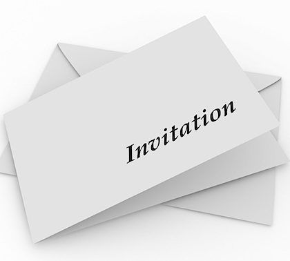 An Invitation