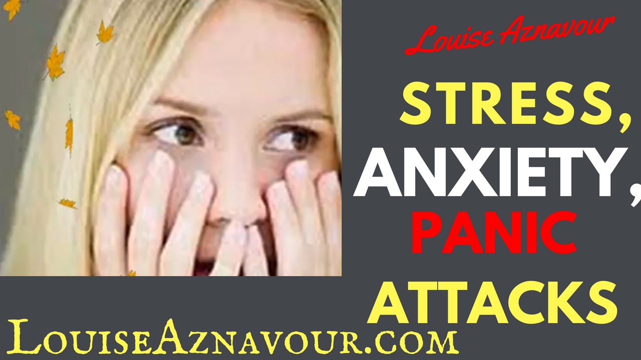 Stress, Anxiety, Panic Attacks – Survival Techniques