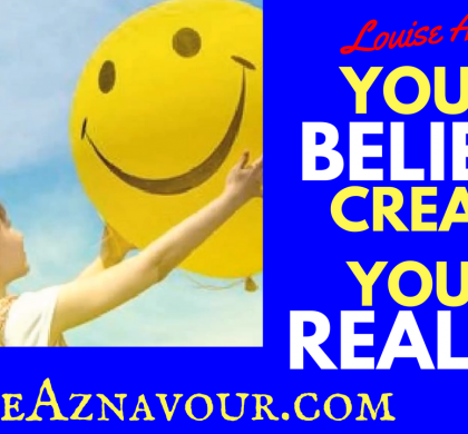 Realistic Positive Attitude – Your Beliefs Create Your Reality – My Nieces
