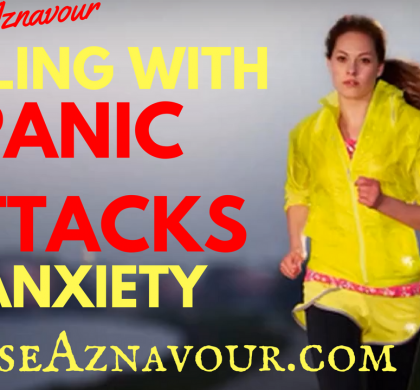 Dealing with Panic Attacks & Anxiety – Take Charge of Your Life