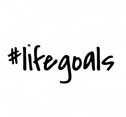 Daily Inspiration – Life Goals [Image]