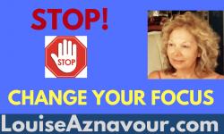 STOP! CHANGE YOUR FOCUS